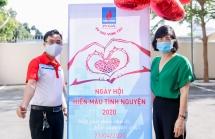 """Ngày hội hiến máu """"KVT - Trao yêu thương, sẻ chia sự sống"""""""