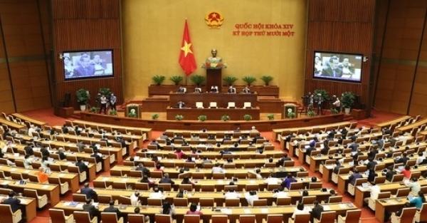Hôm nay (5/4), Quốc hội bầu Chủ tịch nước, Thủ tướng Chính phủ