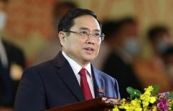 Đồng chí Phạm Minh Chính được bầu làm Thủ tướng Chính phủ