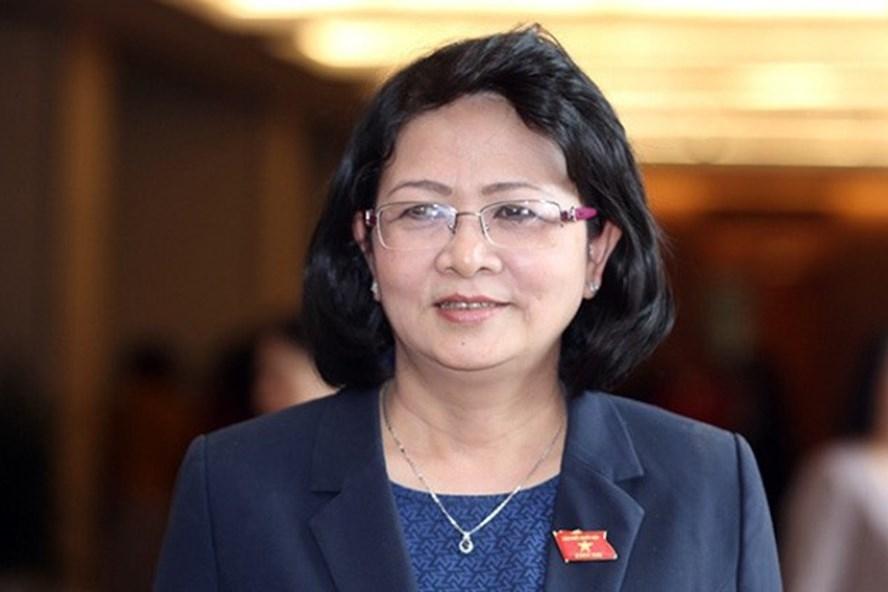 Chủ tịch Nước trình Quốc hội miễn nhiệm Phó Chủ tịch Nước Đặng Thị Ngọc Thịnh.