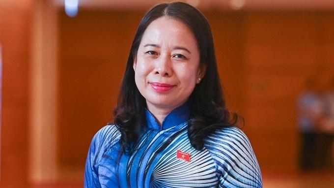 Bí thư Tỉnh ủy An Giang Võ Thị Ánh Xuân được đề cử bầu giữ chức Phó Chủ tịch nước