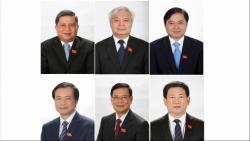 Quốc hội miễn nhiệm 5 Ủy viên Ủy ban Thường vụ Quốc hội