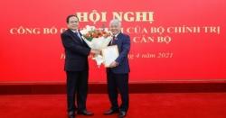 Đồng chí Đỗ Văn Chiến làm Bí thư Đảng đoàn Ủy ban Trung ương MTTQ Việt Nam