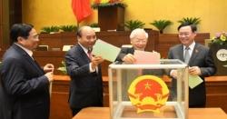 Quốc hội thực hiện quy trình miễn nhiệm, bổ nhiệm Phó Thủ tướng và Bộ trưởng