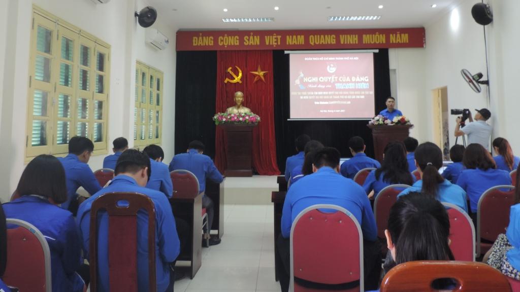 Lễ phát động cuộc thi trực tuyến tìm hiểu Nghị quyết Đại hội lần thứ XIII của Đảng