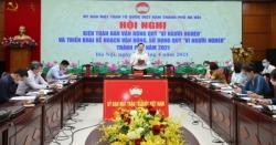 """Hà Nội phấn đấu vận động ủng hộ Quỹ """"Vì người nghèo"""" đạt 50 tỷ đồng"""