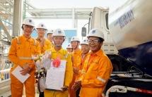 Nhà máy Xử lý Khí Cà Mau xuất chuyến xe bồn LPG thứ 10.000 an toàn