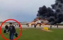 Nam hành khách bị chỉ trích nặng nề nhất sau tai nạn máy bay Nga