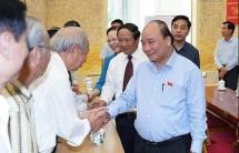 Thủ tướng: Thanh niên tiếp tục phấn đấu, đi đầu trong khởi nghiệp