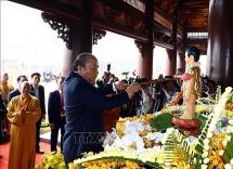 Khai mạc Đại lễ Phật đản Vesak 2019