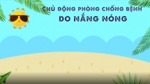 chu dong phong chong benh do nang nong