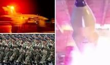 iran tung video thu vu khi trong can cu mat quan my bao dong