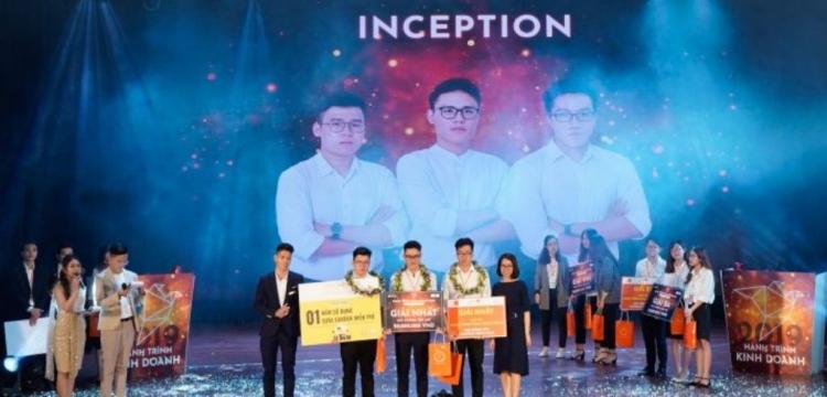 cuoc thi hanh trinh kinh doanh 2019 san choi ly thu cho sinh vien