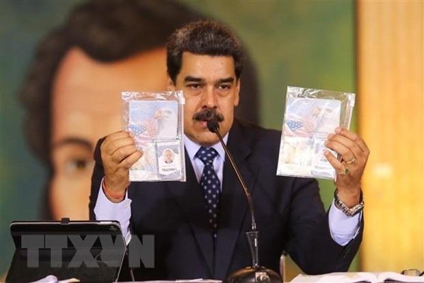 venezuela bat them 3 linh danh thue lien quan den hoat dong xam nhap