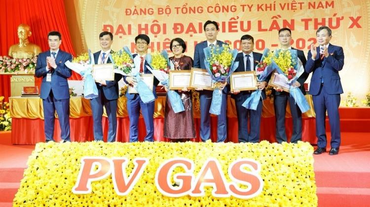 dang bo pv gas to chuc thanh cong dai hoi dai bieu lan x nhiem ky 2020 2025