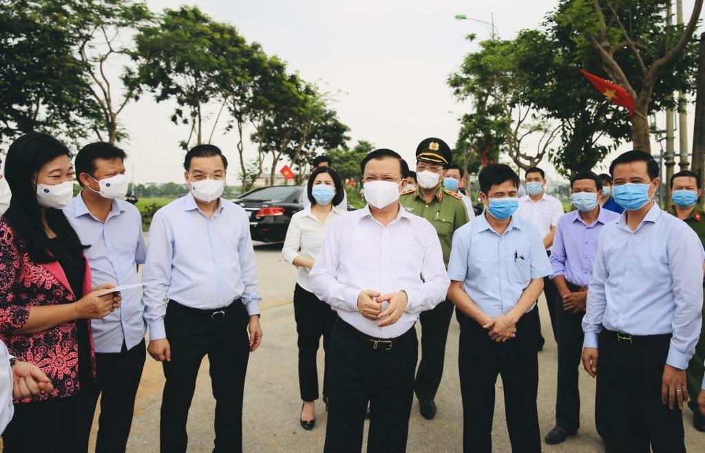 """Hà Nội quyết tâm hoàn thành xuất sắc """"nhiệm vụ kép"""" trong ngày bầu cử"""