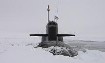 Tàu ngầm hạt nhân Nga phá tung băng Bắc Cực, tín hiệu khốc liệt được báo trước?