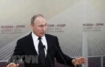 Tổng thống V.Putin nêu điều kiện Nga dỡ bỏ lệnh trừng phạt EU