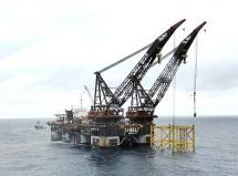 Na Uy sơ tán toàn bộ 276 nhân viên giàn khoan Biển Bắc sau khi bị tàu đâm