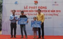Tập huấn phòng chống tai nạn thương tích cho 1000 thiếu nhi