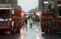 Rơi trực thăng tại New York, phi công Mỹ thiệt mạng