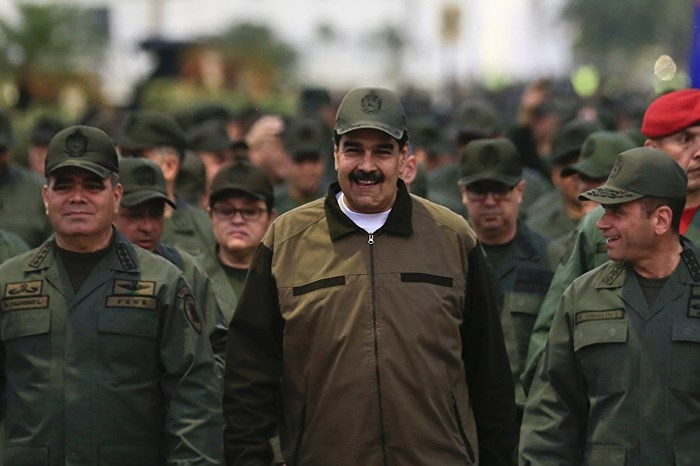 venezuela dap tan am muu am sat tong thong maduro