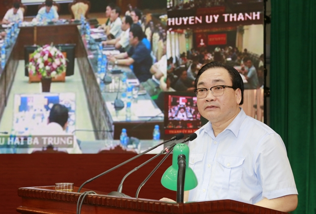 Chậm giải ngân vốn đầu tư xây dựng, Bí thư Thành ủy yêu cầu kiểm điểm nghiêm túc