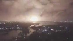 Video: Nổ lớn rung chuyển thủ đô Iran ngay trong đêm