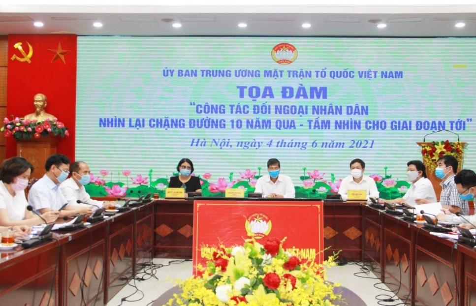Đẩy mạnh công tác đối ngoại Nhân dân, tạo môi trường để Hà Nội hội nhập sâu rộng