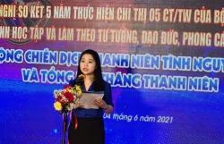 Tuổi trẻ Thủ đô nỗ lực, phấn đấu học và làm theo lời Bác