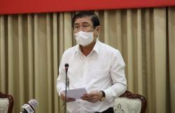 Chủ tịch UBND TP HCM: Thành phố cơ bản đã kiểm soát được các ổ dịch