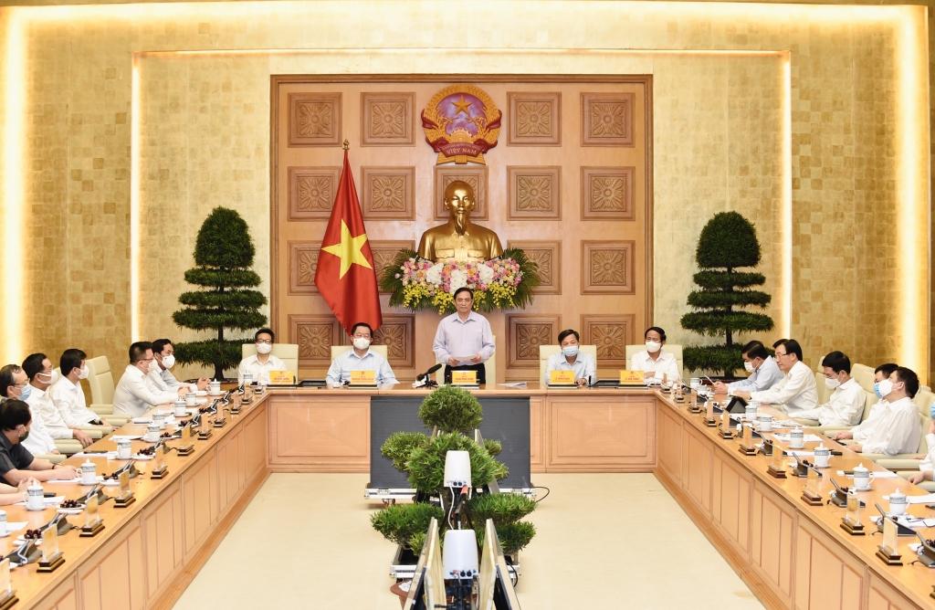 Thủ tướng Phạm Minh Chính nhấn mạnh, báo chí có vai trò rất quan trọng trong việc thực hiện phương thức lãnh đạo của Đảng, kết nối giữa Chính phủ và nhân dân