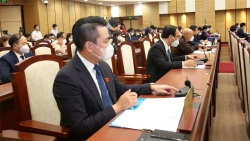 Đồng chí Phùng Thị Hồng Hà và Phạm Quí Tiên được bầu làm Phó Chủ tịch HĐND TP Hà Nội khóa XVI