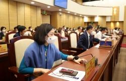Hà Nội: Số lượng ủy viên mỗi ban của HĐND TP không quá 15 người