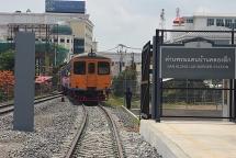 Thái Lan mở lại dịch vụ đường sắt từ Bangkok tới biên giới Campuchia