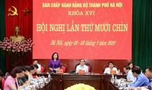 Hà Nội: Xem xét thận trọng việc sáp nhập địa giới các xã, phường