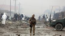 Tấn công bằng súng cối ở Afghanistan, hơn 40 người thương vong