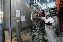 Đức, Anh hối thúc Iran dừng các hoạt động liên quan đến hạt nhân