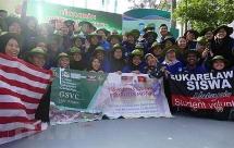 Sinh viên Malaysia tham gia Chiến dịch Mùa Hè xanh tại Việt Nam