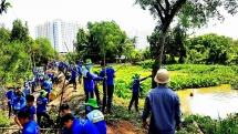 Hơn 60.000 chiến sĩ cống hiến sức trẻ trong chiến dịch Mùa hè xanh 2019