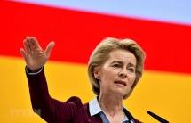 EP bỏ phiếu bổ nhiệm bà von der Leyen làm Chủ tịch EC vào ngày 16/7