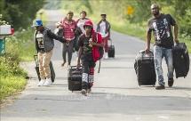 Mỹ bắt đầu chiến dịch truy quét người nhập cư không đủ giấy tờ tùy thân