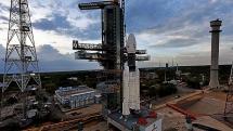 Ấn Độ hủy sứ mệnh mặt trăng vào những phút chót