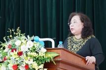 Chủ tịch HĐND thành phố Hà Nội dự kỳ họp HĐND thị xã Sơn Tây