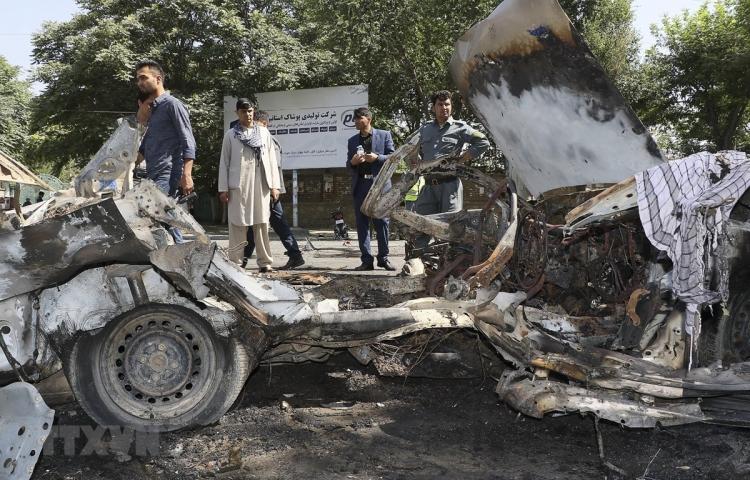 afghanistan lhq yeu cau dung danh bom vao khu vuc truong hoc