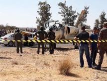 Máy bay chiến đấu Libya L-39 hạ cánh khẩn xuống Tunisia