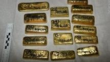 Anh: Phát hiện vàng thỏi 5 triệu USD ở sân bay, có nguồn gốc từ Venezuela?