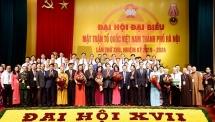Đồng chí Nguyễn Lan Hương giữ chức Chủ tịch Ủy ban MTTQ Việt Nam TP Hà Nội