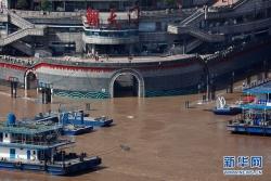 TQ: 5 người chết khi nước lũ tràn về ở Hồ Bắc, điều tồi tệ nhất có thể còn chưa tới