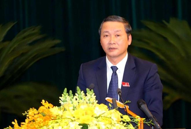 Ông Đỗ Minh Tuấn - Chủ tịch UBND tỉnh Thanh Hóa.
